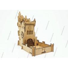 "Башня для бросания кубиков (Dice Tower) ""Старый замок"""