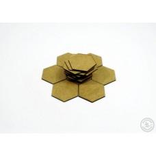 Комплект гексов для разработки настольных игр