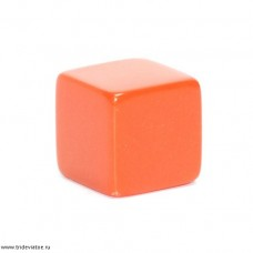 """Кубик D6 """"Пустой"""" в ассортименте"""