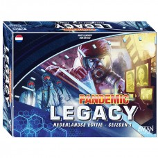 Настольная игра Пандемия: Наследие (синяя)