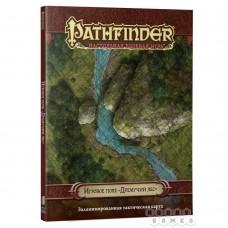 """Pathfinder. Игровое поле """"Дремучий лес"""""""